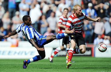 Doncaster Rovers v Sheffield Wednesday Pre Season Friendly