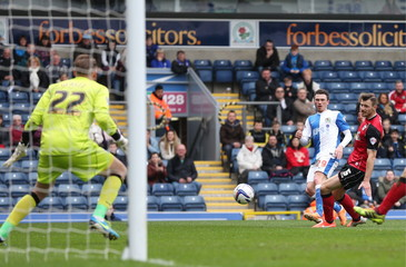 Blackburn Rovers v Ipswich Town - Sky Bet Football League Championship