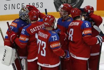 Ice Hockey - 2016 IIHF World Championship - Bronze medal match