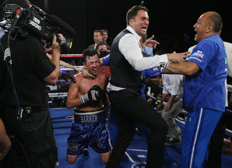 Daniel Geale v Darren Barker IBF Middleweight Title