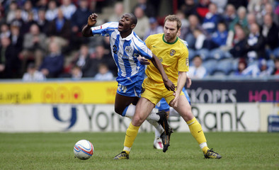 Huddersfield Town v Notts County npower Football League One