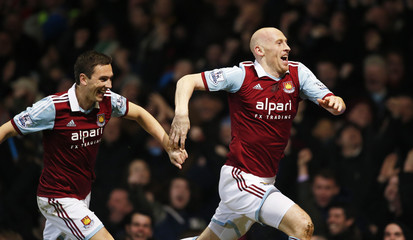 West Ham United v Norwich City - Barclays Premier League