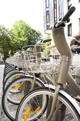 location de vélib à Paris