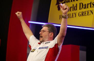 2015 World Professional Darts Championships
