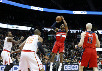 NBA: Washington Wizards at Atlanta Hawks