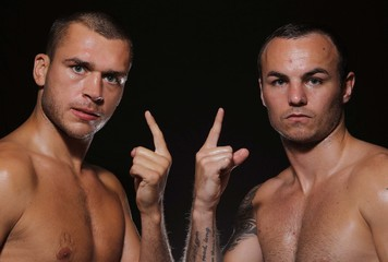 John Murray & Kevin Mitchell Boxing Feature