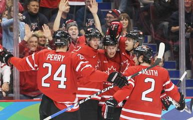 Hockey Men's - Vancouver 2010 - Canada v USA