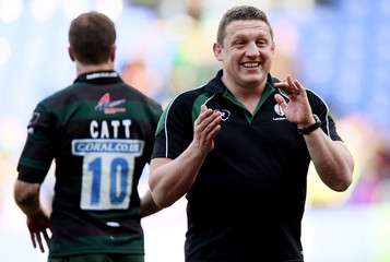 London Irish v Northampton Saints Guinness Premiership