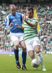 Celtic v St Johnstone - Clydesdale Bank Scottish Premier League