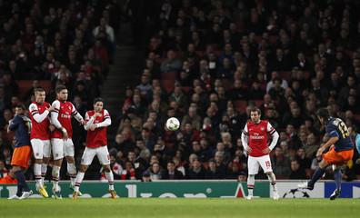 Arsenal v Montpellier - UEFA Champions League Group B