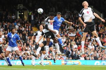 Fulham v Everton Barclays Premier League