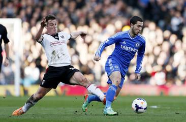 Fulham v Chelsea - Barclays Premier League