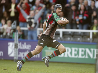 Harlequins v Sale Sharks Guinness Premiership