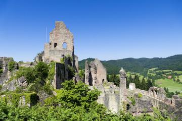 Castle Hochburg at Emmendingen