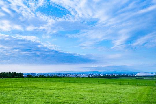 北海道 札幌市 羊ヶ丘展望台
