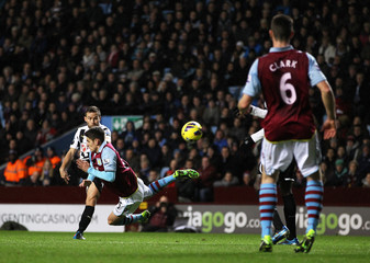 Aston Villa v Newcastle United - Barclays Premier League
