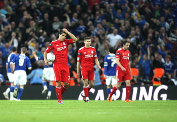 Cardiff City v Liverpool Carling Cup Final