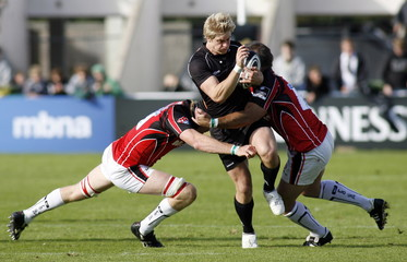 Newcastle Falcons v Saracens Guinness Premiership