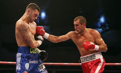 Nathan Cleverly v Sergey Kovalev WBO Light-Heavyweight Title