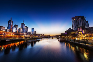 World's most liveable city - Melbourne, Australia