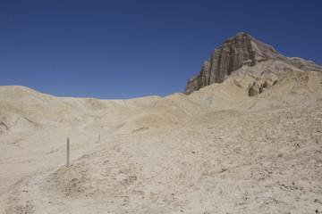 Hiking in the Badlands, Zabriskie Point - Golden Canyon - Death Valley - California