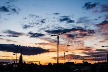 Die Nacht in Stockholm