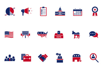 Election topic icon