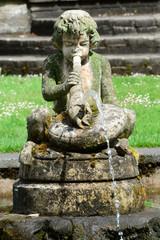 Fountain, Dunfermline, Scotland