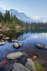 Märchenhafter Lagh da Saoseo, Graubünden