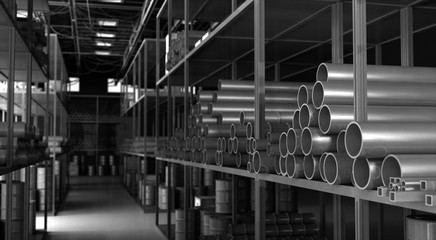Pipes in Storage