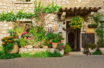 Alpine Provence, France.