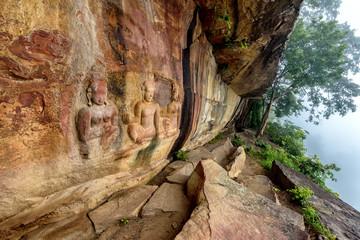 (Pha Mor E Daeng) Khao Phra Wihan National Park, Sisaket, Thailand