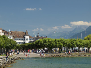 Rapperswil am Zürisee