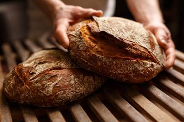 Poster Bakkerij Bio Brot Bäckerei