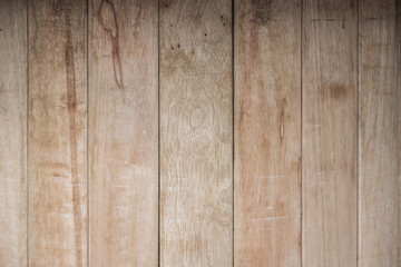 Wood background / Abstract background texture of wooden wall.