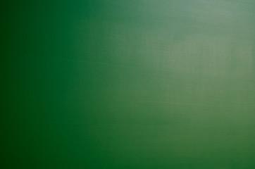 緑の黒板のクローズアップ