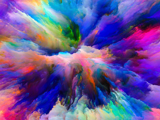 Computing Surreal Paint