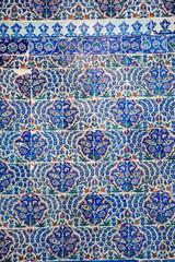 Ancient Ottoman time Handmade Turkish Tiles