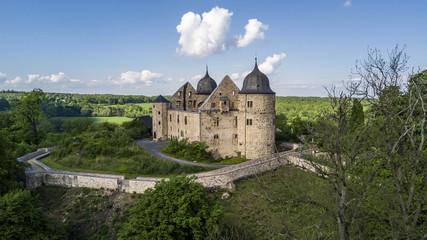 Sababurg castle in Germany