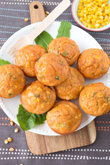 Mais- Muffins
