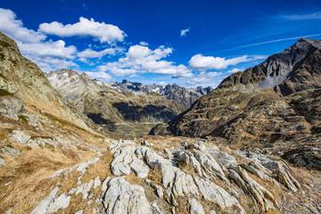 Alpen Wolkenstimmung