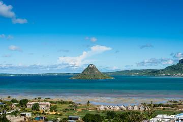 The sugarloaf of Antsiranana bay (Diego Suarez), Diana region, northern Madagascar