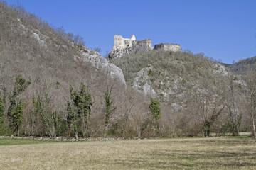 Kastell des Pietrapilosa