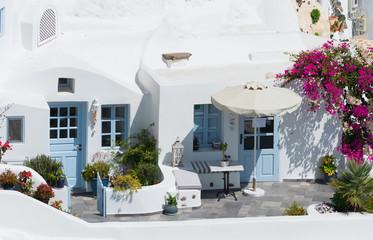 Beautiful Oia village - Santorini