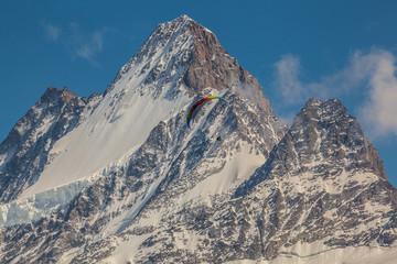 sommet de Schreckhorn