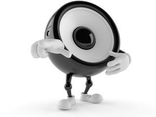 Speaker character