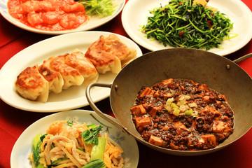 中華料理フルコース