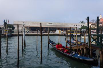Venezia Santa Lucia   central station