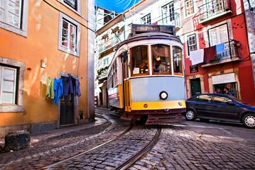Alfama tramway