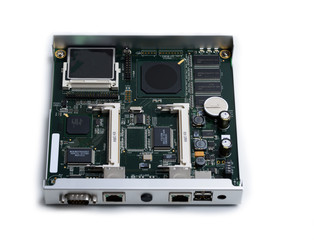 Single-board computer for firewall or smart-home user